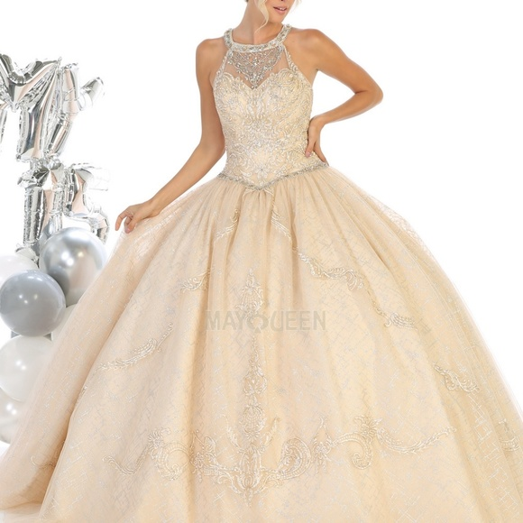 6c0998aa90f New formal ball gown. Quinceanera prom dress